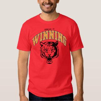 Addicted to Winning T-Shirt