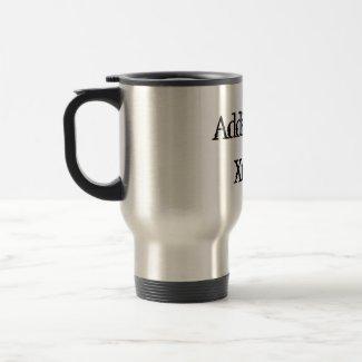 Addicted to Xrays mug