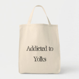Addicted to Yolks Tote Bag