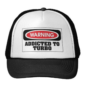Addicted Turbo Trucker Hat