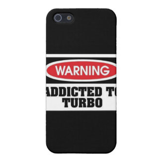 Addicted Turbo iPhone 5/5S Cover