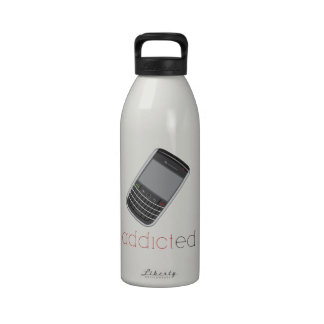 Addicted Reusable Water Bottles