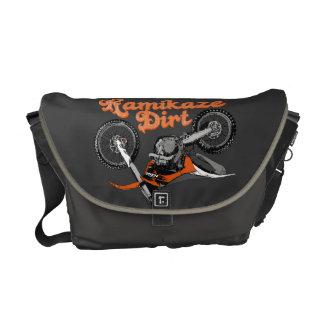 Addicted zo Motocross Messenger Bag