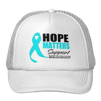Addiction Recovery Awareness Hope Matters Trucker Hat