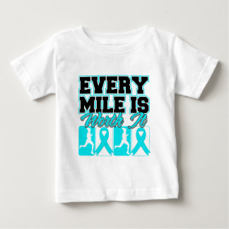 Addiction Recovery Every Mile is Worth It Shirt