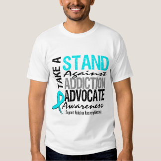 Addiction Recovery Take A Stand Against Addiction Dresses