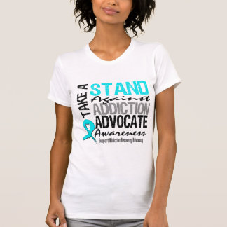 Addiction Recovery Take A Stand Against Addiction Tank