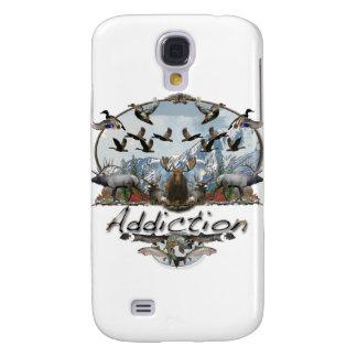 addiction samsung s4 case