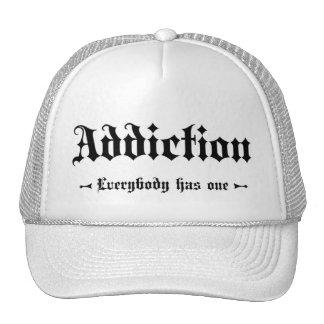 Addictionspoofhat Trucker Hat