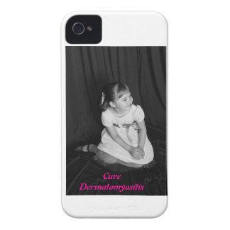 Addie's Angels Curing dermatomyositis iPhone 4 Cover