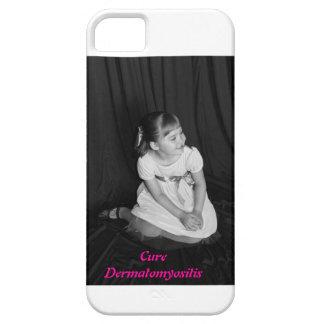 Addie's Angels Curing dermatomyositis iPhone SE/5/5s Case
