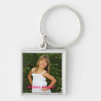 Addie's Angels keychain