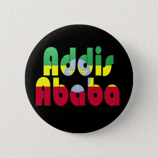 Addis Ababa, Ethiopia Button
