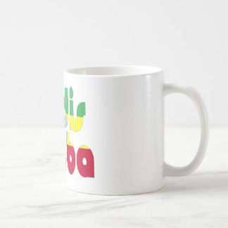 Addis Ababa, Ethiopia Coffee Mug