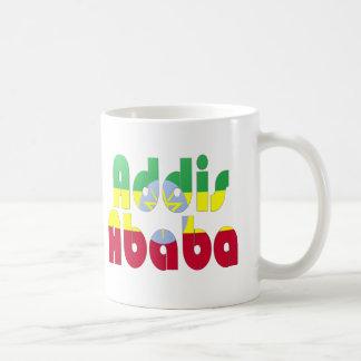 Addis Ababa, Ethiopia Coffee Mug