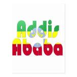 Addis Ababa, Ethiopia Postcard