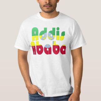 Addis Ababa, Ethiopia Shirt