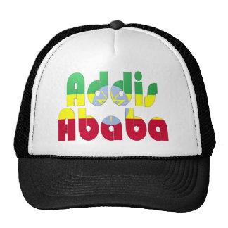 Addis Ababa, Etiopía Gorro
