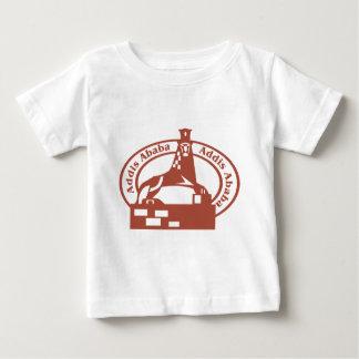 Addis Ababa Stamp Baby T-Shirt