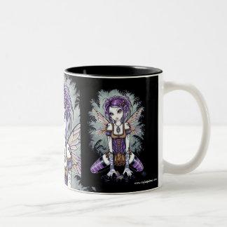 Addison Misty Dragonfly Fairy Mug