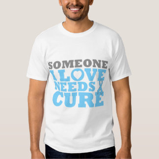 Addison's Disease Someone I Love Needs A Cure T-Shirt