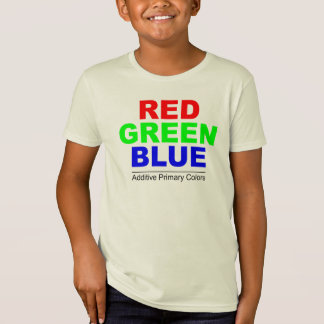 Additive Primary Colors (RGB) T-Shirt