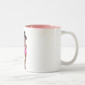 Additude del ingenio de Tink Tazas De Café