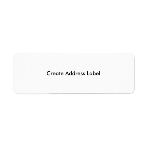address label create make your own address labels zazzle