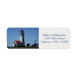 Address Labels--Lighthouse Label