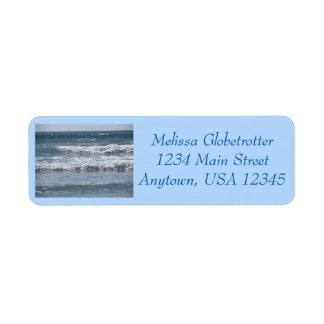 Address Labels--Multiple Waves Label