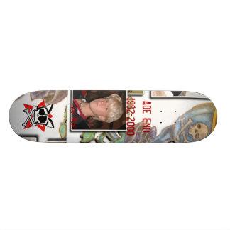 Ade Emo Special Edition Memorial Skateboard