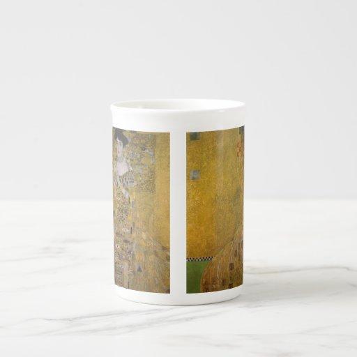 Adela Bloch Bauer de Gustavo Klimt Taza De Porcelana