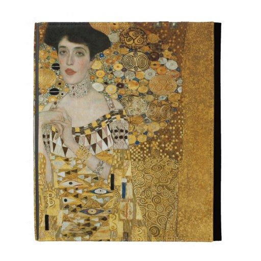 Adela Bloch Bauer - Gustavo Klimt