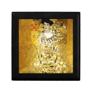 Adela Bloch-Bauer I por el arte Nouveau de Gustavo Cajas De Regalo
