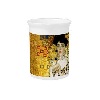 Adela Bloch-Bauer I por el arte Nouveau de Gustavo Jarras Para Bebida
