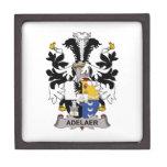 Adelaer Family Crest Premium Jewelry Boxes