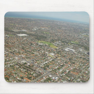 Adelaide From The Air In South Australia Mouse Pad