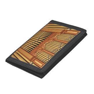 Adelaide organ tri-fold wallet