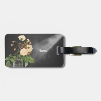 Adelaide Rose on Black Tags For Bags