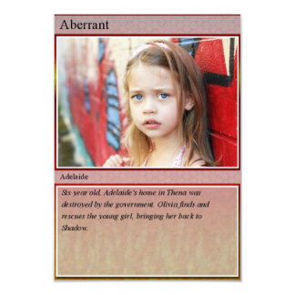 Adelaide Trading Card