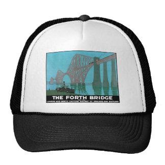 Adelante el puente - ferrocarril del noreste gorra