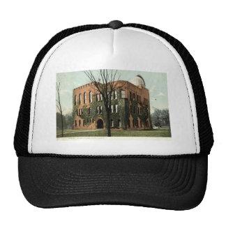 Adelbert College, Cleveland, Ohio 1910 Vintage Trucker Hat