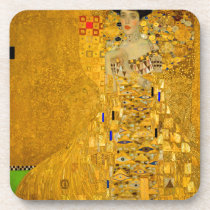 Adele Bloch Bauer Beverage Coaster