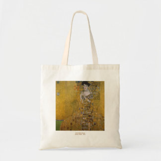 Adele Bloch Bauer by Gustav Klimt Tote Bag