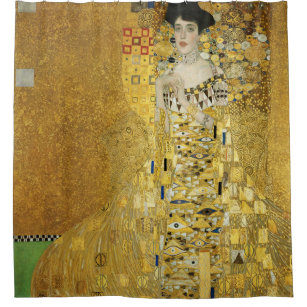 Adele Bloch Bauer By Klimt Shower Curtain