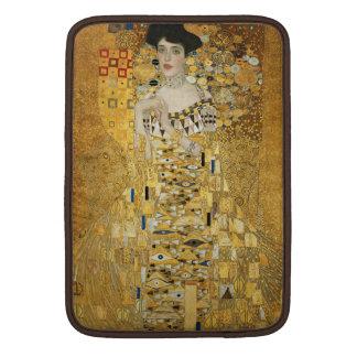 Adele Bloch Bauer - Gustav Klimt Sleeve For MacBook Air