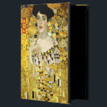 "Adele Bloch-Bauer I by Gustav Klimt Powis iPad Air 2 Case<br><div class=""desc"">Portrait of Adele Bloch-Bauer I is a 1907 painting by Austrian Symbolist &amp; Art Nouveau artist Gustav Klimt (1862-1918). This is the first of two portraits Klimt painted of Bloch-Bauer, it has been referred to as the final and most fully representative work of his golden phase. Customizable fine art iPad...</div>"
