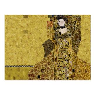 Adele Bloch-Bauer I Postcard