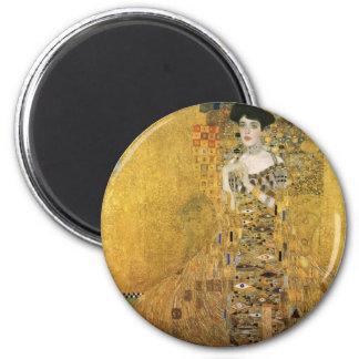 Adele Bloch-Bauer's Portrait 2 Inch Round Magnet