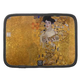 Adele Bloch-Bauer's Portrait by Gustav Klimt 1907 Organizers